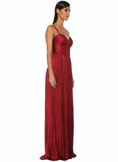 Maria Lucia Hohan Elbise Kırmızı
